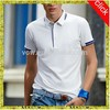 OEM Wholesale 2014fashion style casual short sleeve color combination100%cotton dry fit polo t shirts designs for men/boys