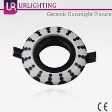 CE MR16 Halogen/LED Ceramic Ceiling Spotlight/Downlight