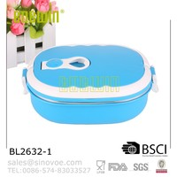 One Layer Stainless Steel Lunch Box Tiffin Carrier
