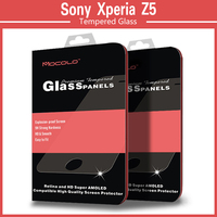 Tempered glass screen protector for Sony Xperia Z5 Selling In Stock