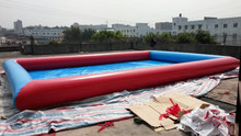 2014 hot sale giant swimming pool adult kids PVC giant inflatable playgrounds for kids customized inflatable swimming pool
