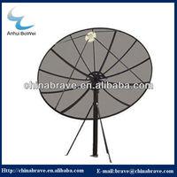 C band Satellite Mesh Antenna 2.4m/ mesh TV dish