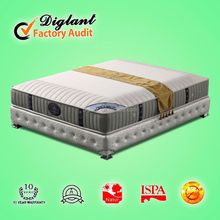 modern bedroom furnitue five star hotel roll packed travel sleep well thin massage mattress