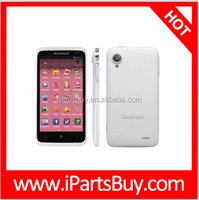 dropship Lenovo S720 4GB 4.5 inch IPS Capacitive 5-point Multi-touch Screen Android OS 4.0 Smart Phone, MT6577 Dual Core 1.0GHz