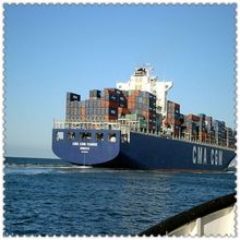 sea freight rates and door to door service from china to UK