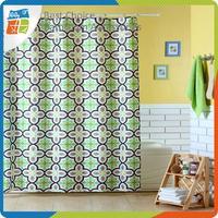 Brand new bathroom curtain