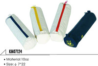Customized eco cotton pencil case