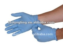 3.0 mil Softer and Lighter working Disposible Nitrile Gloves