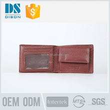 fashion travel small size men wallet with coin pocket