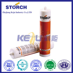 Storch N850 wood and glass curtain wall building sealants for fire resistance