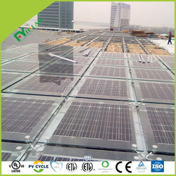 BIPV(Building Integrated PV),solar panel mounting for roof solution