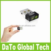 Free Shipping 150Mbps IEEE 802.11n Mini EDUP Nano USB Wifi Wireless LAN Adapter