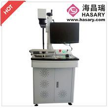 Excellent quality best selling fiber color laser marking machine / marker machinery