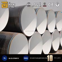 Polyethylene coating tube