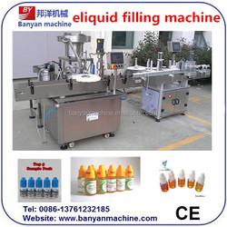 2015 price automatic eye drop bottle filling and capping machine/0086-18516303933