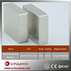 N52 Zinc Coating F2''x2''x1/2''mm Block Magnet