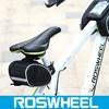 For Outdoor Cycling Bicycle Saddles Seat Bag Black 13814-4 bike saddle bag