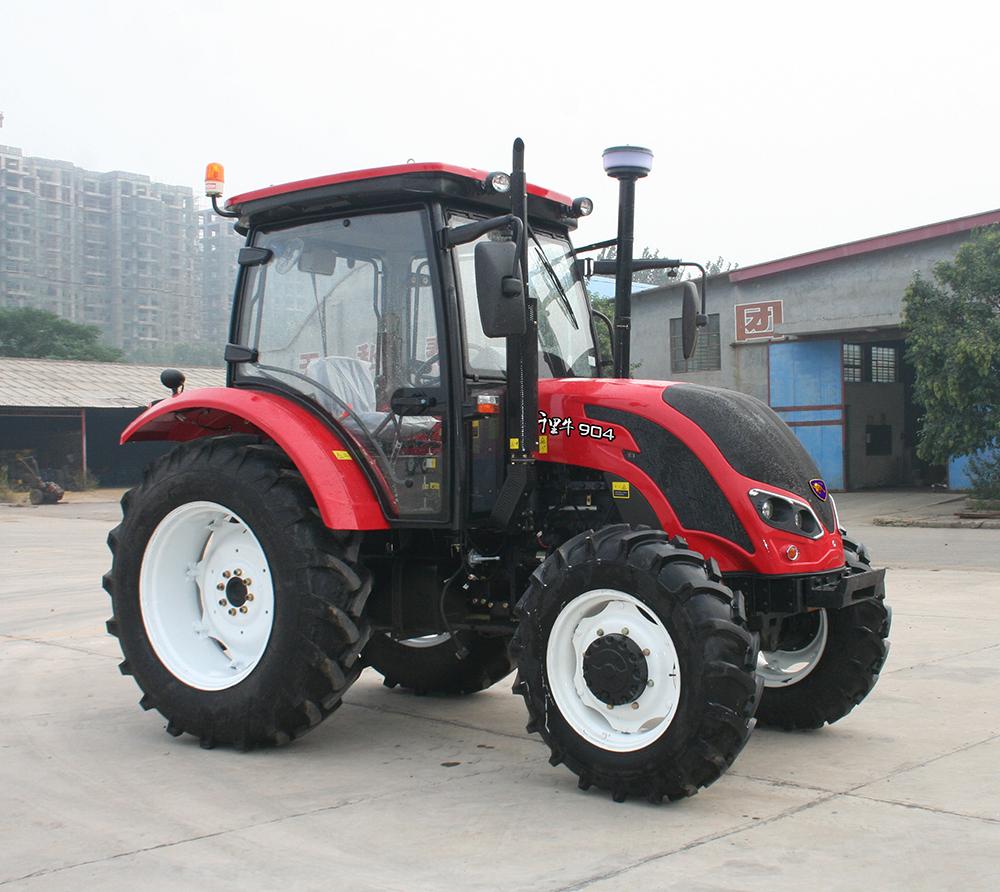 roues de tracteur agricole - photo #2