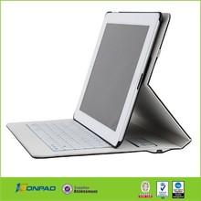 Hot Sale high quality Folio Bluetooth Keyboard leather Case for iPad Air