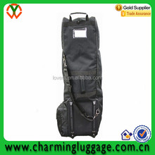 wholesale polyester travel bag cover/golf bag travel cover