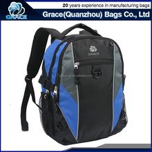 OEM trendy leisure jacquard school backpack bag for teenagers