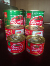 canned/bottle tomato past3.0 KGS with brix 18-20%,22-24%,28-30%