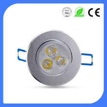 Super 6063 pure aluminum led downlight, 6w smd5630 led downlight india xxxx with Ra>85