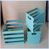 Hot selling painted wooden crates for fuits and vegetables