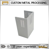 Low price SS 304 sheet metal product 6mm thick galvanized steel sheet metal