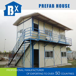 Reliable Structure Long lifespan Economic prefab timber home