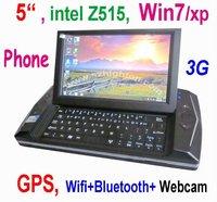 "5"" 5 inch windows 7 Smart Phone with GPS 3G Phone"