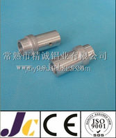 NEW! surface treatment threaded aluminum tube pipe industrial tube pipe