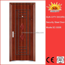 Cheap cost lowes wrought iron security doors(SunCity) SC-S006
