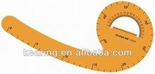 Kearing Brand,under arm garment ruler ,ebay sewing,dressmaking curve,curve equipment,armhole sewing#6045B