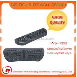 Multifunction 2.4G Air Mouse,Wireless Keyboard,Infrared Remote Control for android tv box