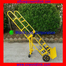 convertible 1520 plegable escalera tirar de carro de 4 ruedas de carga carro