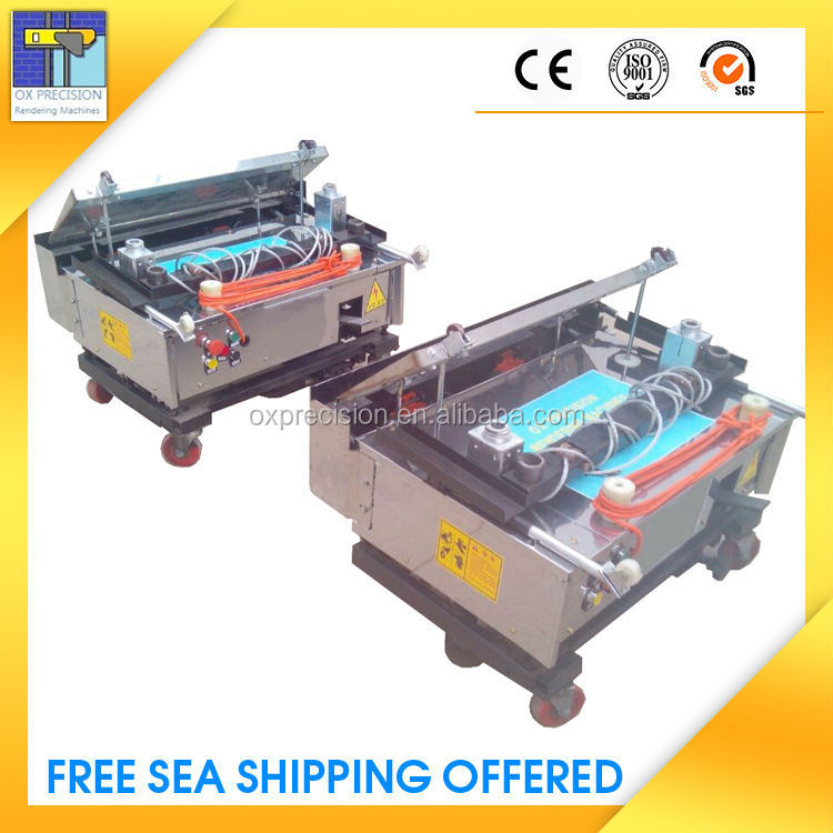 Wholesale Wall Plaster Rendering Machine Wall Plastering