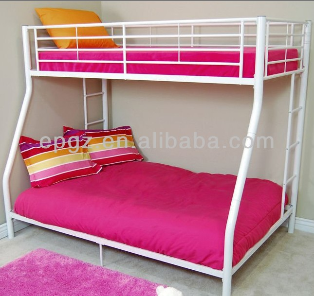rose triple b b lit superpos salon b b lits meubles lit superpos pour les enfants lit d. Black Bedroom Furniture Sets. Home Design Ideas