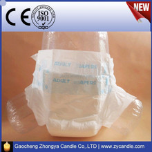 bulk exported disposable adult diapers factory price made in China