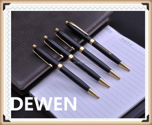 free sample metal ball pen,cheap price twist pen with pen box