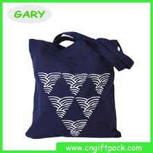 Custom Promotional Wholesale Black Cotton Tote Bags