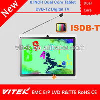 8 inch Android MID DVBT TV TABLET