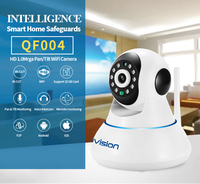 2015 Shenzhen QF004 , wireless wifi security camera look same as Dropcam camera ip with sim card