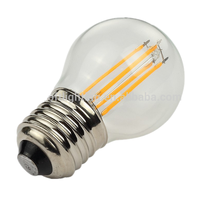 E27 Base Type and led bulb,SMD Type led bulb spare parts 4w led filament candle bulb