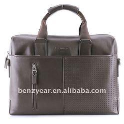 Hot sell fashion design leather man breifcase