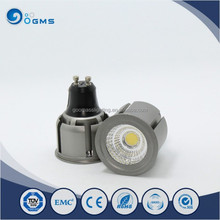 High Bright GU10 COB LED Spot Lighting Dimmable 5W