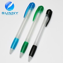 smooth writing plastic promotional pen