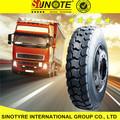 Neumáticos radiales del carro de los precios 315 80 22.5 de neumáticos