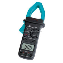 Backlight Data Hold Auto Power off Digital AC Clamp Meter 201
