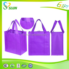 Promotional Cheap Custom PP resuable Shopping Non Woven Bag
